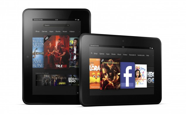 Kindle Fire HD 7 (Source: Phandroid)