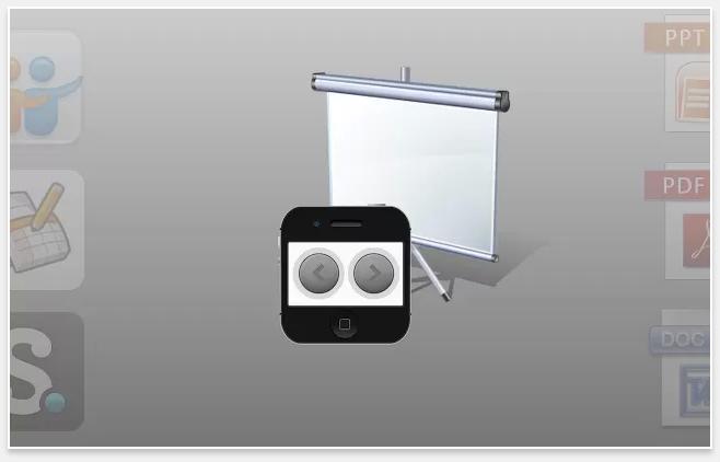 presentation remote