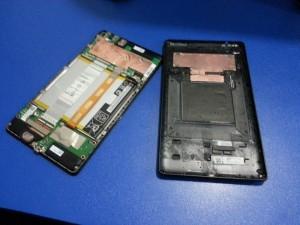 My poor Nexus 7